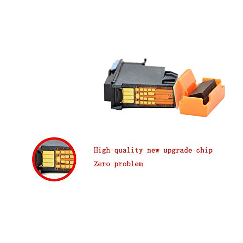 HGZ 2 Pack HP940XL HP940 XL Remanufactured 940 Printhead for HP Officejet Pro 8000 8500 Hp 940 Print Head C4900A C4901A for HP Officejet Pro 8000 8500 8500A 8500A Plus 8500A Printer