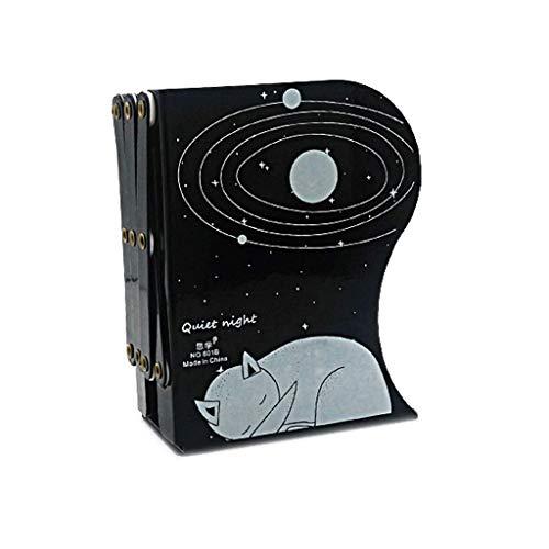 DHTOMC - Portacarpetas telescópicas plegable para almacenamiento (color: B) Xping