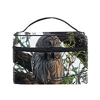 化粧ポーチ 機能的 大容量 オシャレ 祝い プレゼント ギフトSleeping Owl