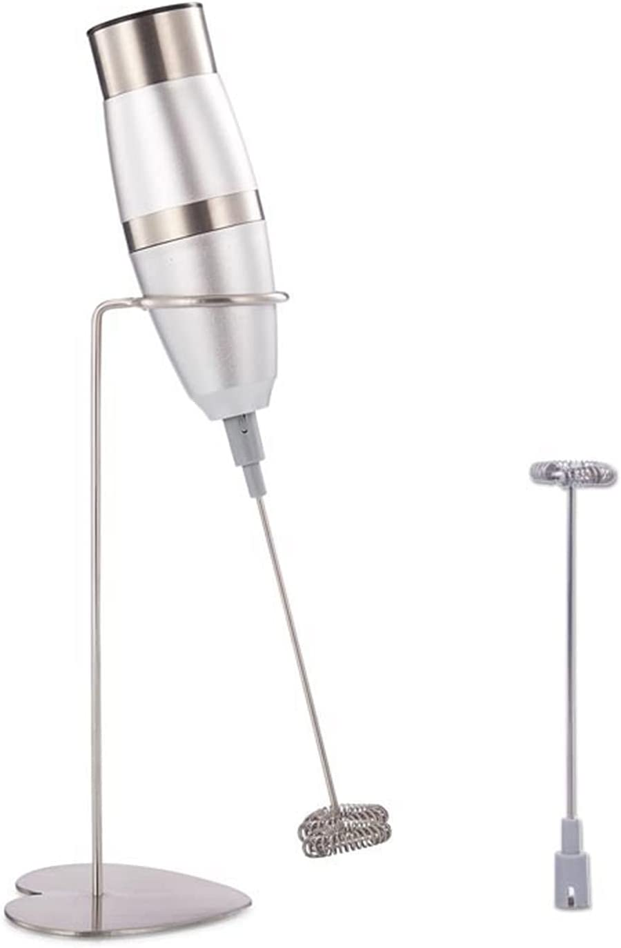MAOGOO Electric Handheld San Antonio Mall Frother,high-grade Milk Stainless Easy-to-use
