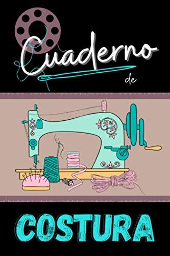 Cuaderno de costura: Planificador para completar 20 proyectos de costura y 20...
