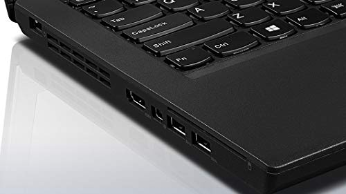 (Renewed) Lenovo ThinkPad X260 High Performance 12.5 inch IPS Panel 1.5kg Laptop (Core i5 6300U/8 GB DDR4 RAM/256 GB SSD/Windows 10 Pro/Office 2019/Webcam/USB 3.0/SIM/BT/Integrated Graphics)