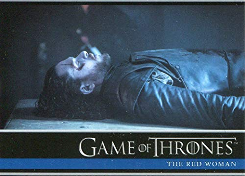 2017 Game of Thrones Season 6 Trading Cards Complete Base Set
