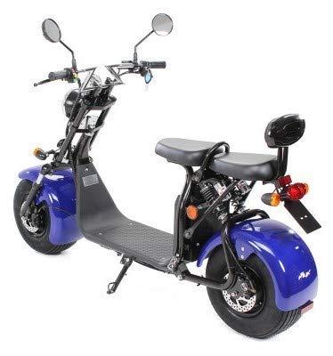 eFlux Harley Two Elektroroller Scooter Bild 4*