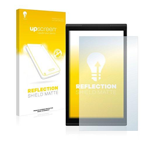 upscreen Entspiegelungs-Schutzfolie kompatibel mit Medion Lifetab S10351 (MD 99666) – Anti-Reflex Bildschirmschutz-Folie Matt