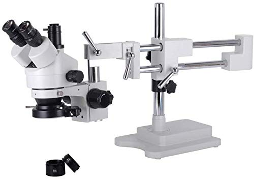 XYFW HD 14Mp 1080P 60Fps Hdmi Industry Microscope Camera 3.5X-90X! Microscopio 50/50 Split Simul-Focal Microscopio Soporte De Doble Brazo Zoom Estéreo Trinocular