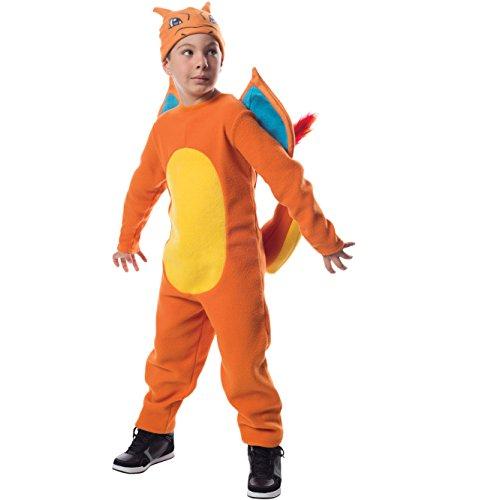Rubie's Child's Pokemon Charizard Costume, X-Small