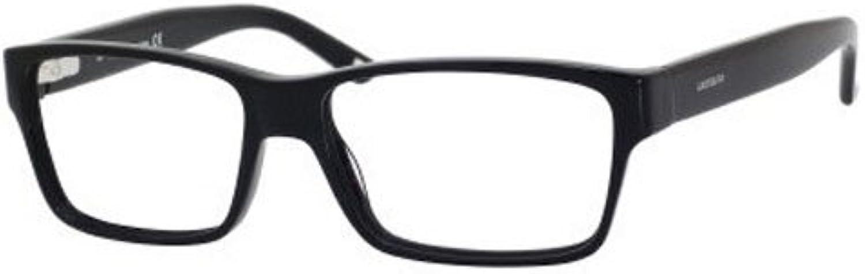 Carrera 6178 Eyeglass Frames CA617808075415  Black Frame, Lens Diameter 54mm, Distance Between