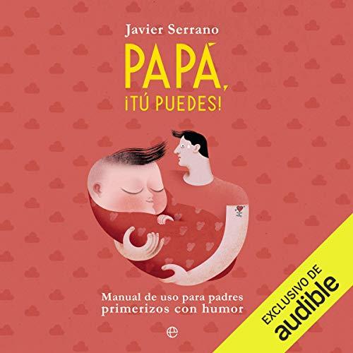 Diseño de la portada del título Papa, tú puedes