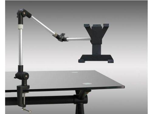 SYSTEM-S - Soporte de Mesa con Brazo articulado para iPad Pro (12,9 Pulgadas)