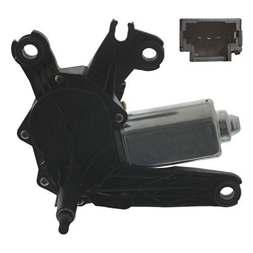 Febi Bilstein 40506 ruitenwissermotor (achter) ruitenwissermotor, aantal aansluitingen 3, 1 stuk