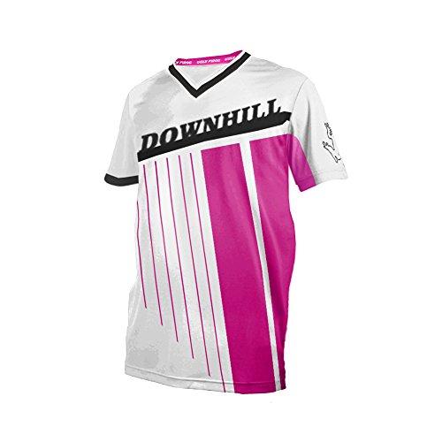 Uglyfrog Herren Kurzarm Mountainbike Downhill Freeride BMX Trikot Shirt MTB Jersey