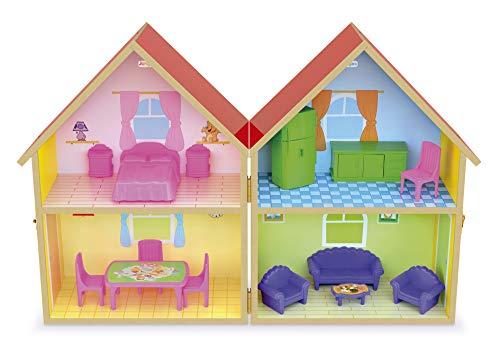 Casinha House Junges Amarelo