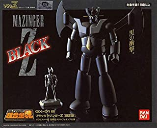Soul of Chogokin GX-01B Black Mazinger Z