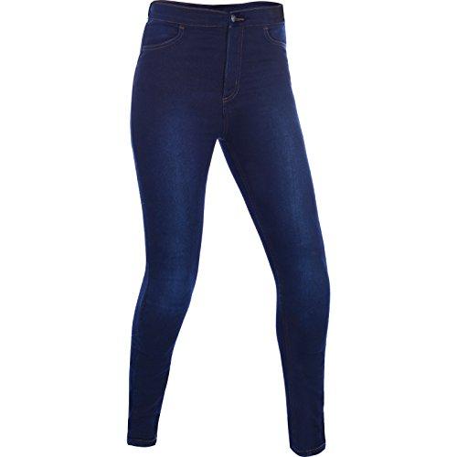 Oxford Super dames jeggings broek donkerblauw 6 lang
