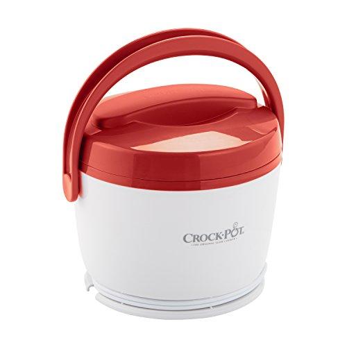 Crock-Pot–Olla de cocción sccplc200-r 20-ounce almuerzo Crock calentador de alimentos, color rojo