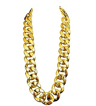 Hip Hop Big Chunky Chain Necklace 32