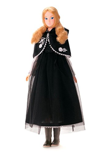 Momoko 1/6 Fashion Doll SEKIGUCHI Black Riding Hood New From Japan F/S