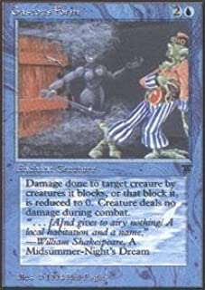 Magic: the Gathering - Gaseous Form - Legends