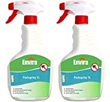 Envira 2x1L Flohspray