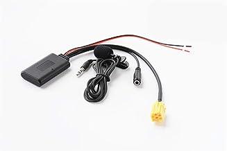 Adaptador Bluetooth Manos Libres para Fiat Alfa Romeo 159 Lancia Mercedes Benz Smart 451, Auto, aux, Receptor de Audio de transmisión de música inalámbrico