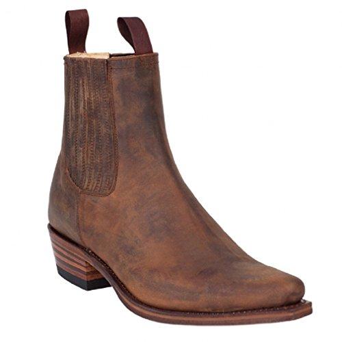 Sendra Boots 1692 braun Gr. 42