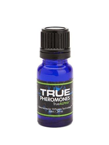 TRUE Alpha - Ultimate Oil Based Trust & Respect Pheromones For Men