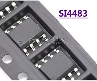 5ピースSI4483ADY-T1-GE3 SI4483A 4483A sop8ノートパソコンp新しいオリジナル