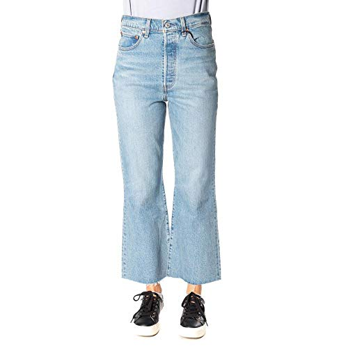 Levi's Vintage Clothing - Ribcage Crop Flare W