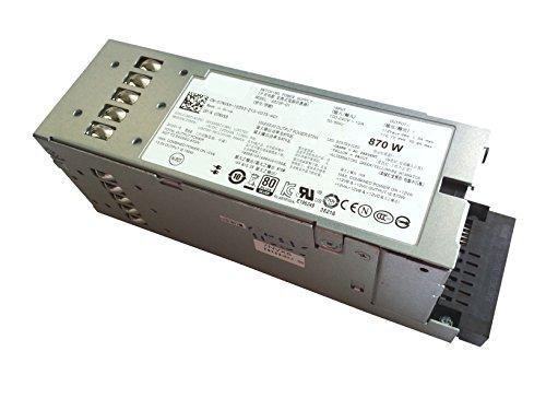 Server Power Supply PT164 For Dell PowerEdge R710 T610 For Dell PowerVault NX3000 DL2100 870W D263K 7NVX8 3257W YFG1C VT6G4