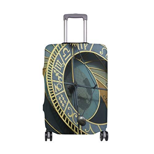 Housse de Protection de Bagages en élasthanne pour Montre astronomique - pour Adulte, Femme, Homme, Adolescent, 45,7-50,8 cm