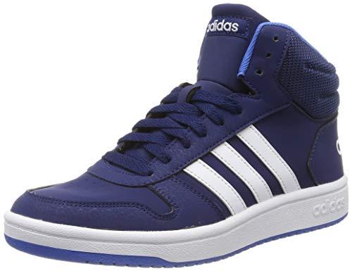 Adidas Hoops Mid 2.0 K, Zapatillas de Baloncesto Unisex Adulto, Multicolor (Multicolor 000), 38 2/3 EU