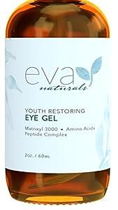 Gel de Ojos – La Mejor Crema Reafirmante de Tratamiento de Ojos para Ojeras (2oz)