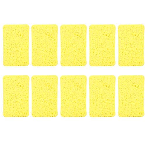 Liyeehao Herramienta para Lavar Platos, Cepillo de Limpieza Resistente a la corrosión, para refrigerador, sofá para Muebles de Cocina