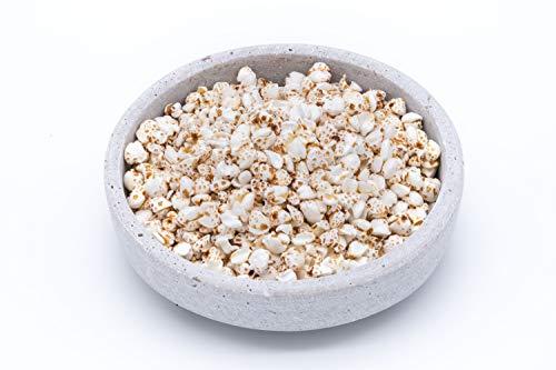 Trigo de sarraceno inflado ecológico sin gluten 720g 0,72kg Bio biológicoa de grano entero sin OMG alforfón de Austria 8x90g