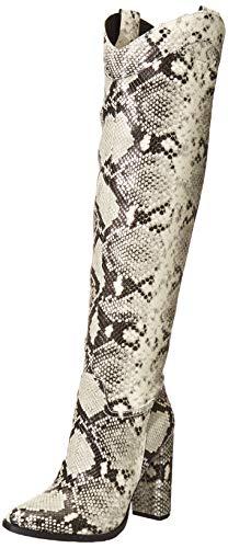 GUESS Women's Mileena2 Fashion Boot, Black, 10