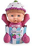 Famosa Nenuco Delicius Friend Muñeca, con Aroma de pastelitos Color rosa 17 cm 714772