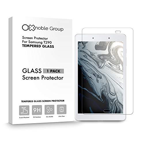 Oxnoble - Protector de pantalla de cristal para Samsung T290 Galaxy Tab A 9.0 (2019)