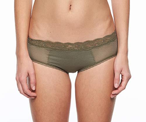 Passionata Damen Brooklyn Panties, Kaki Army, 44