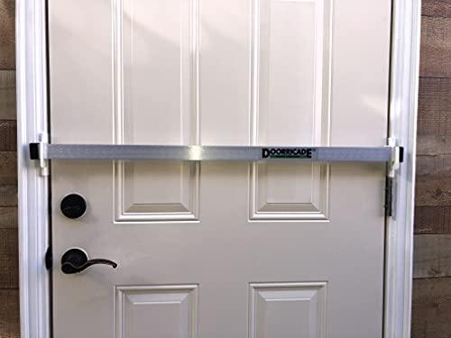 Doorricade Door Bar - The Best Home Invasion Protection for Your Home - Safe Room