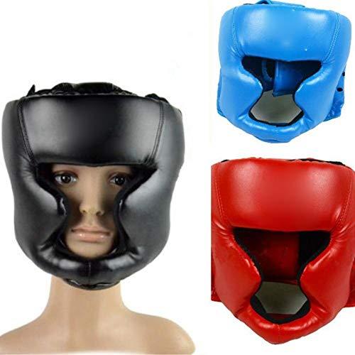 PPLAS Kopfschutz aus Kunstleder für...