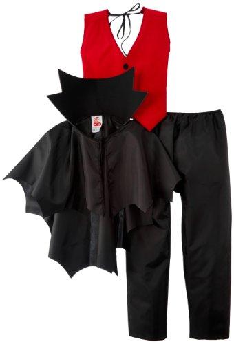 Rio - 1706/s - Costume Enfant Garçon - Dracula - 4-6 Ans