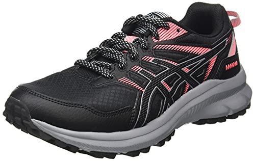 ASICS Trail Scout 2, Zapatillas para Correr Mujer, Black Sheet Rock, 40.5 EU