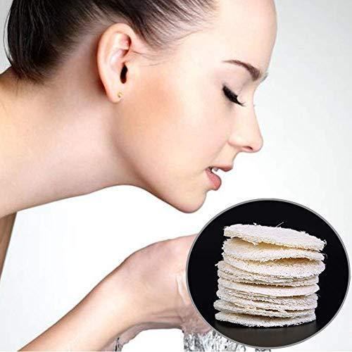 10 Piezas/Set Facial Esponja para la Piel