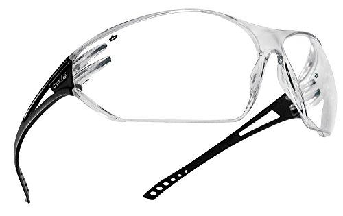 Bollé SLAPSI Sicherheitsbrille Slam, schwarz, Einheitsgröße