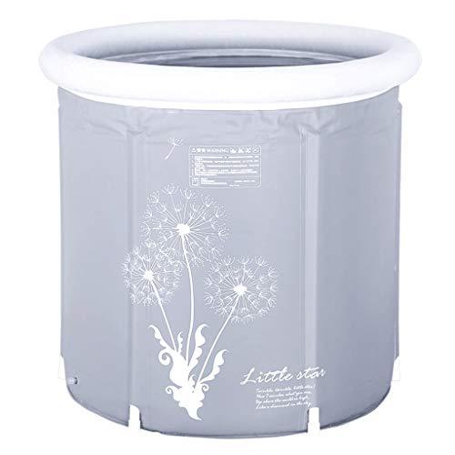 Opblaasbare badkuip LF dikke badkuip voor volwassenen, opvouwbaar, comfortabel