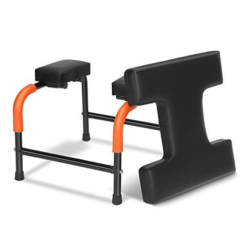 Silla De La Yoga del Soporte del Banco del Headstand De La Yoga para El Taburete del Headstand De La Yoga del Gimnasio De La Familia
