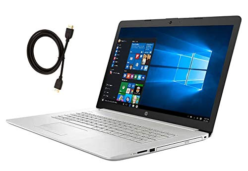 "HP 17.3"" HD+ Touchscreen Brightview Laptop 