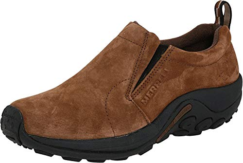 Merrell Men's Jungle Moc Slip-On Shoe,Dark Earth,10 M US