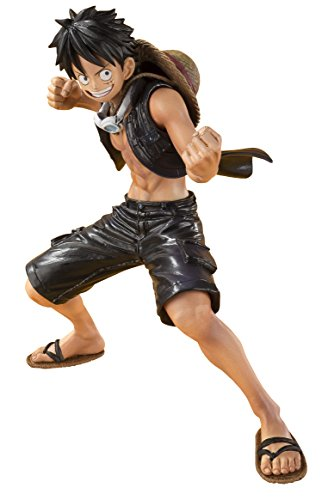 Figurine - One Piece - Monkey D Luffy Film Gold Sh Figuarts Zero 14 cm